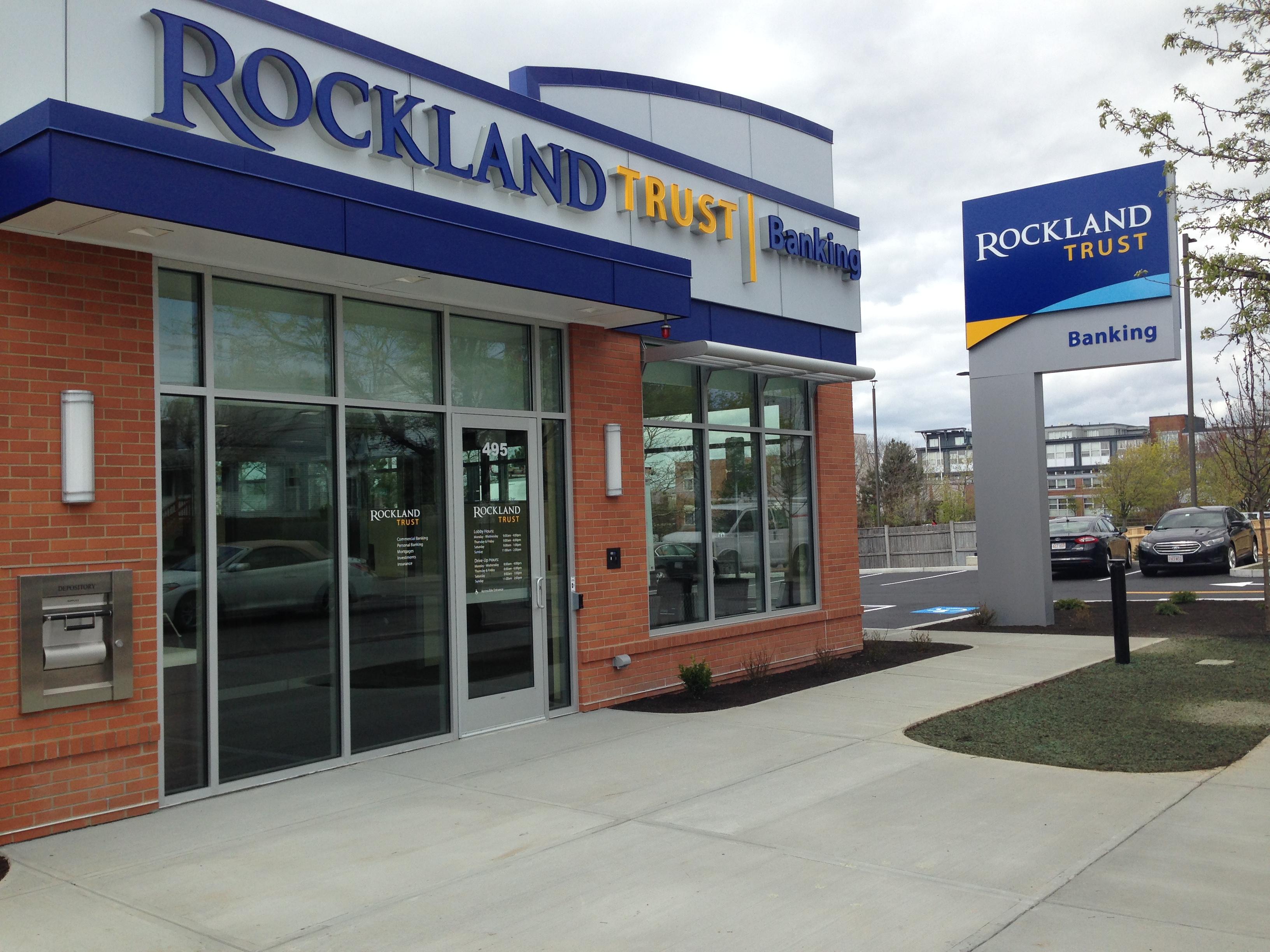 Image of Rockland Trust Renovation