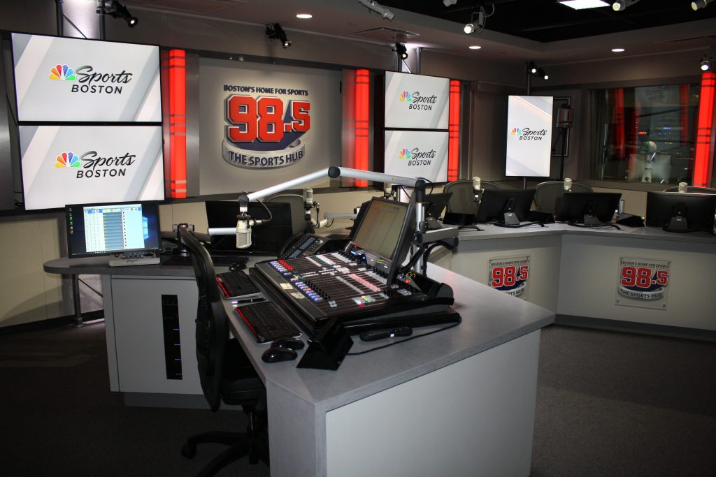 Image of H&H Builders 98.5 Radio Station 3