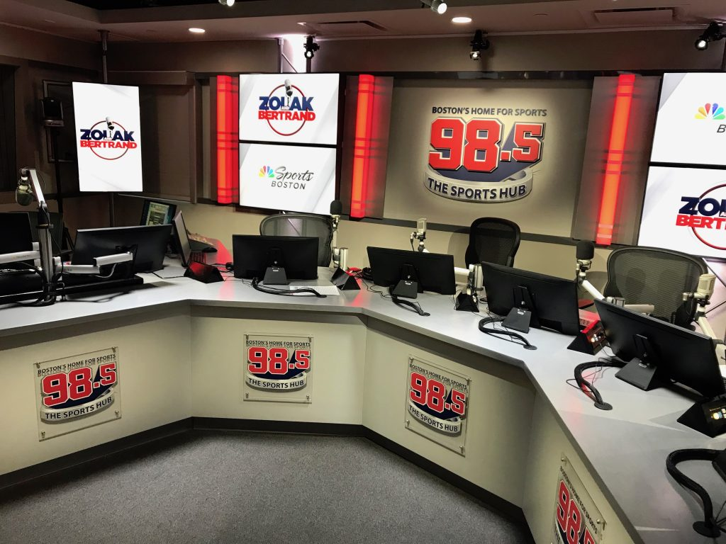 Image of H&H Builders 98.5 Radio Station 7